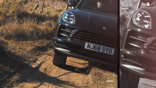 Porsche Centre Newcastle – Cayenne and Macan