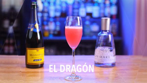Silversea Cruises – El Dragón Cocktail Recipe